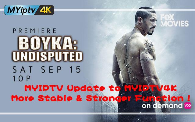MYiptv4K APK, Malaysia ASTRO All Channel /Singapore/Indonesia  /International IPTV Subscription